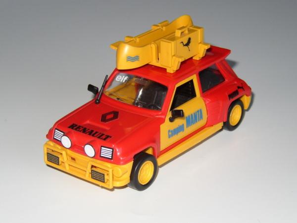 MONTI SYSTÉM 15 Auto Renault 5 CAMPING stavebnice MS15 0105-15
