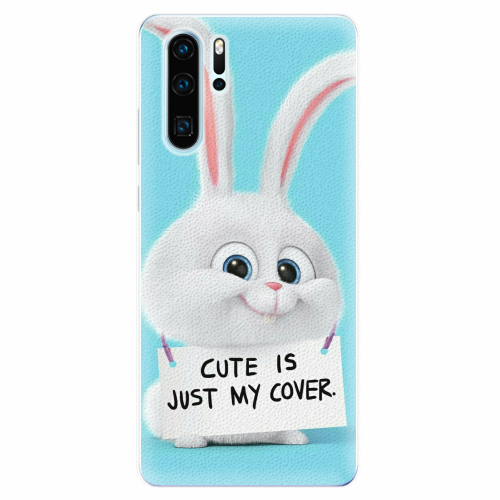 Silikonové pouzdro iSaprio - My Cover - Huawei P30 Pro
