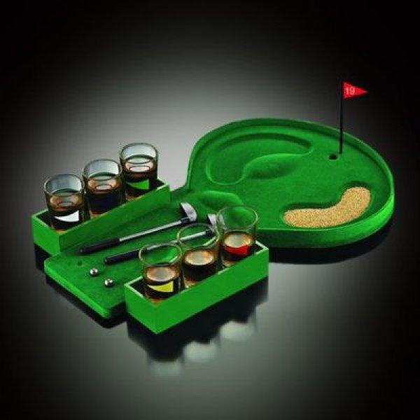 LIKVIDACE! Alkoholový golf