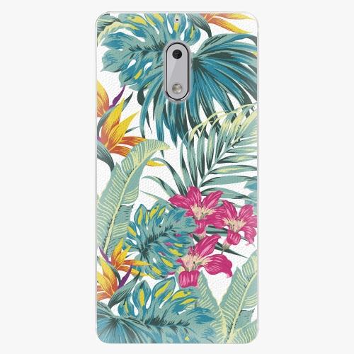 Plastový kryt iSaprio - Tropical White 03 - Nokia 6