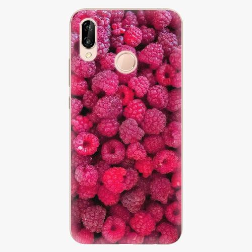 Plastový kryt iSaprio - Raspberry - Huawei P20 Lite