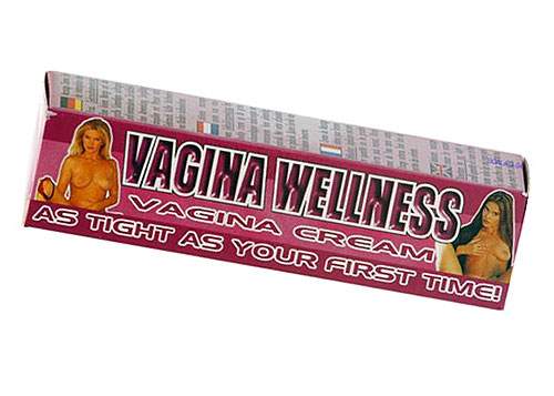 Vagina Wellness Creme
