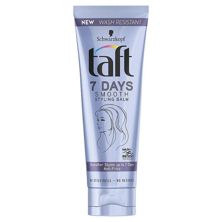 7 Days Smooth Styling Balm balzám uhlazuje vlasy a chrání je před krepatěním 75 ml