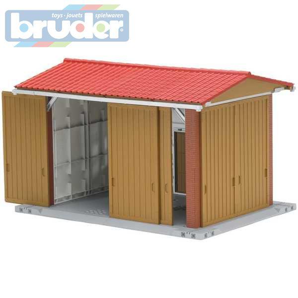 BRUDER 68010 Bworld Garáž pro auto