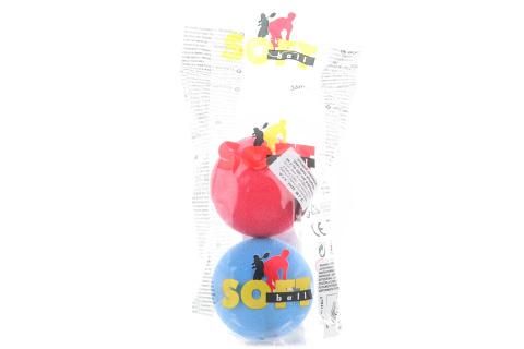 Soft míčky - 2 ks