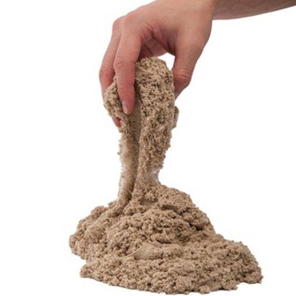 Sada pro modelování z inteligentního písku - Přírodní