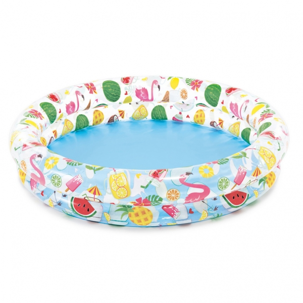 Nafukovací bazén letní osvěžení, 122 x 25 cm