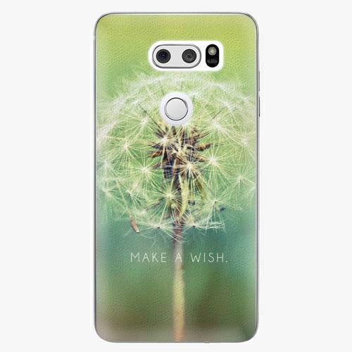 Plastový kryt iSaprio - Wish - LG V30