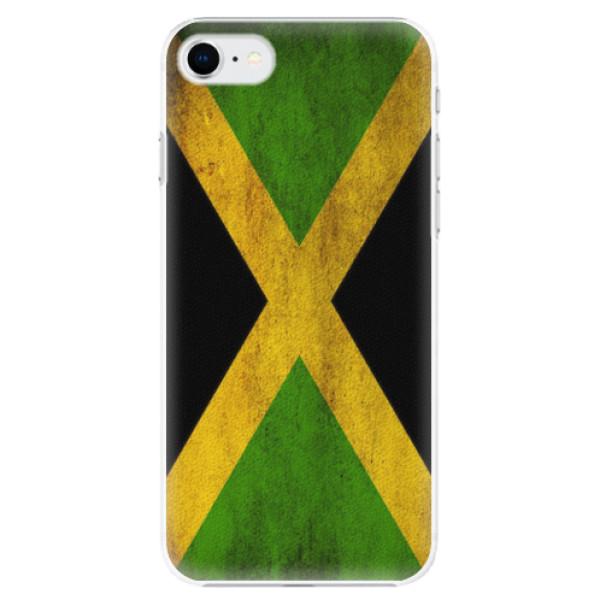 Plastové pouzdro iSaprio - Flag of Jamaica - iPhone SE 2020