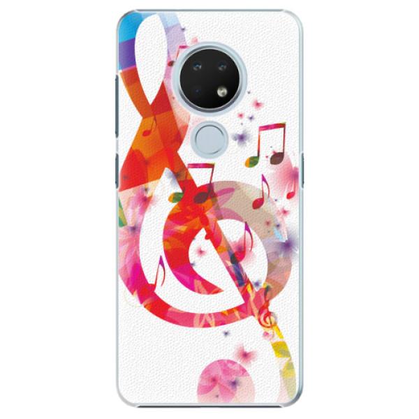 Plastové pouzdro iSaprio - Love Music - Nokia 6.2