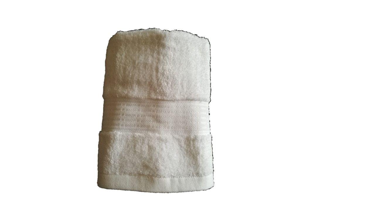 Ručník Berlín - bílá 50x100 cm