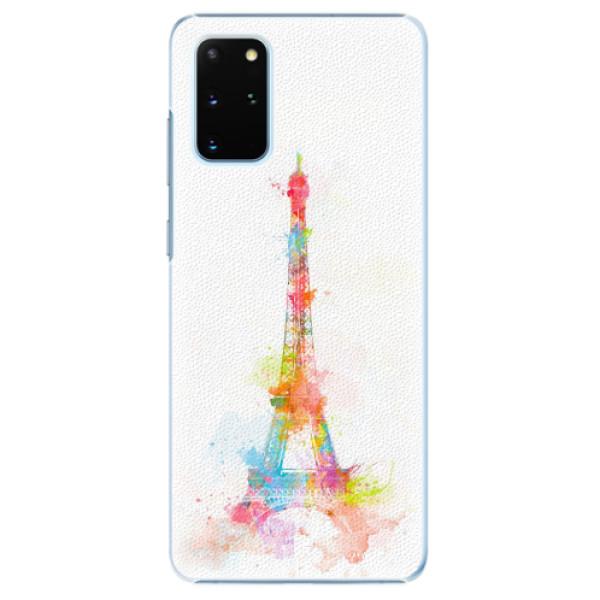 Plastové pouzdro iSaprio - Eiffel Tower - Samsung Galaxy S20+