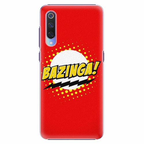 Plastový kryt iSaprio - Bazinga 01 - Xiaomi Mi 9