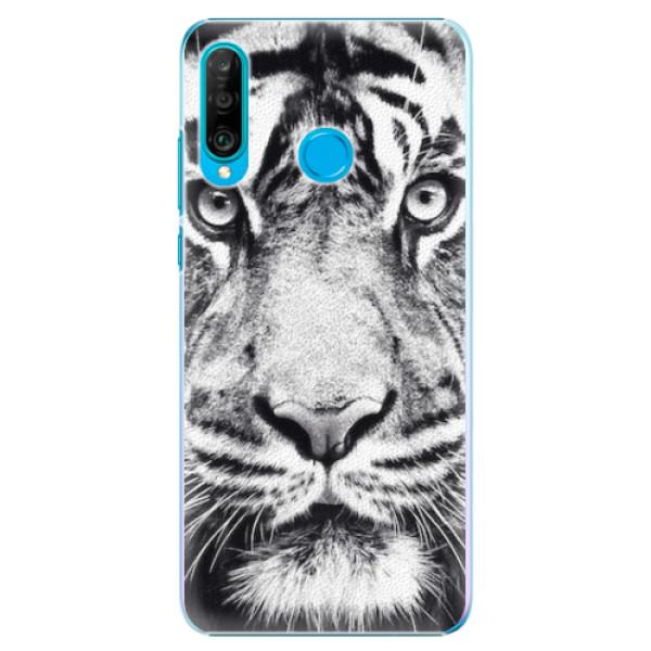 Plastové pouzdro iSaprio - Tiger Face - Huawei P30 Lite
