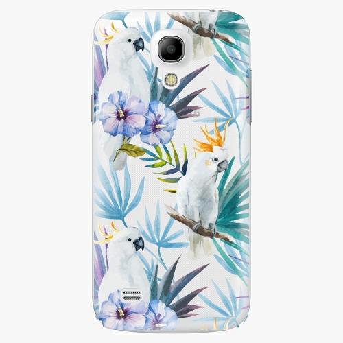 Plastový kryt iSaprio - Parrot Pattern 01 - Samsung Galaxy S4 Mini