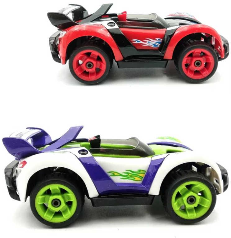 Auto sportovní šroubovací na zpětný chod set s nástrojem 2 barvy kov