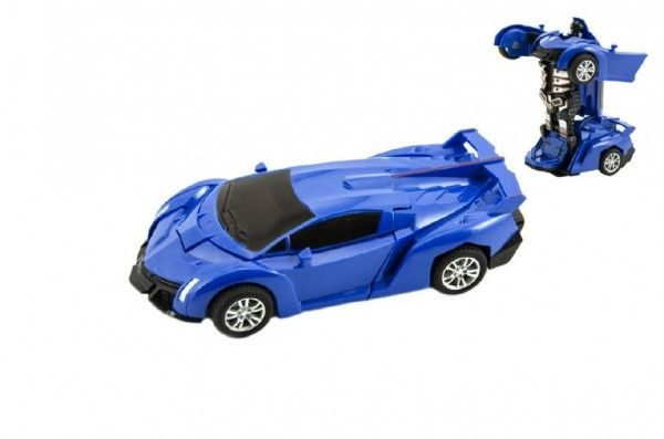Auto - robot, 2v1 - 14 cm