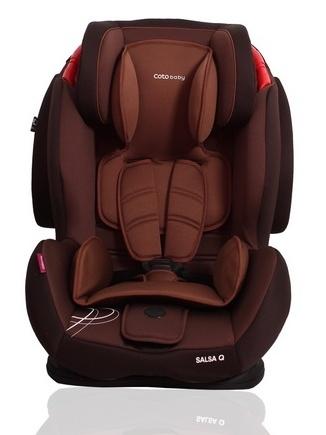 Autosedačka 9-36kg Coto baby SALSA SUPRA 2020 Q 11