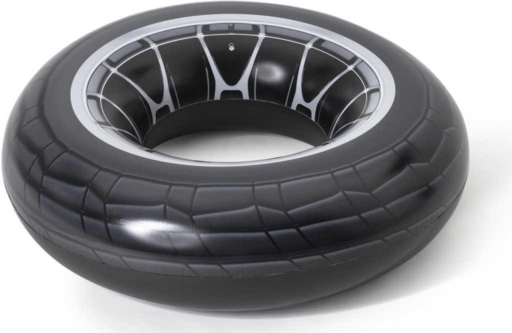 BESTWAY Kruh nafukovací pneumatika 119cm plavidlo kolo do vody 36102