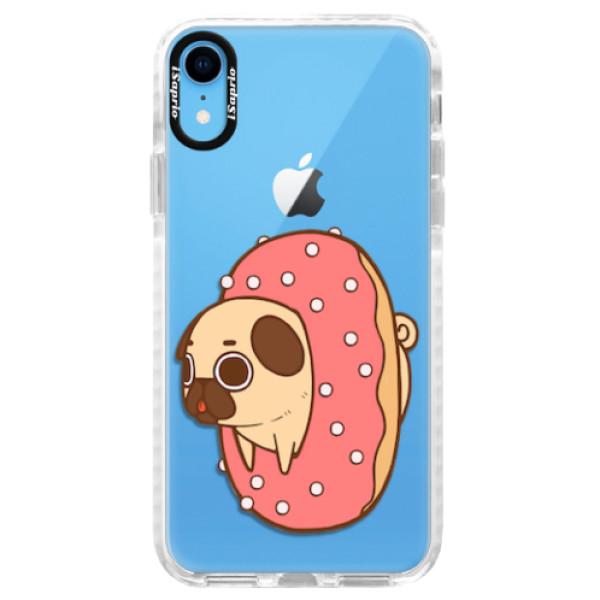 Silikonové pouzdro Bumper iSaprio - Dog 04 - iPhone XR