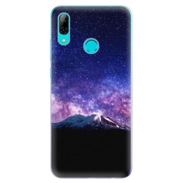 Odolné silikonové pouzdro iSaprio - Milky Way - Huawei P Smart 2019