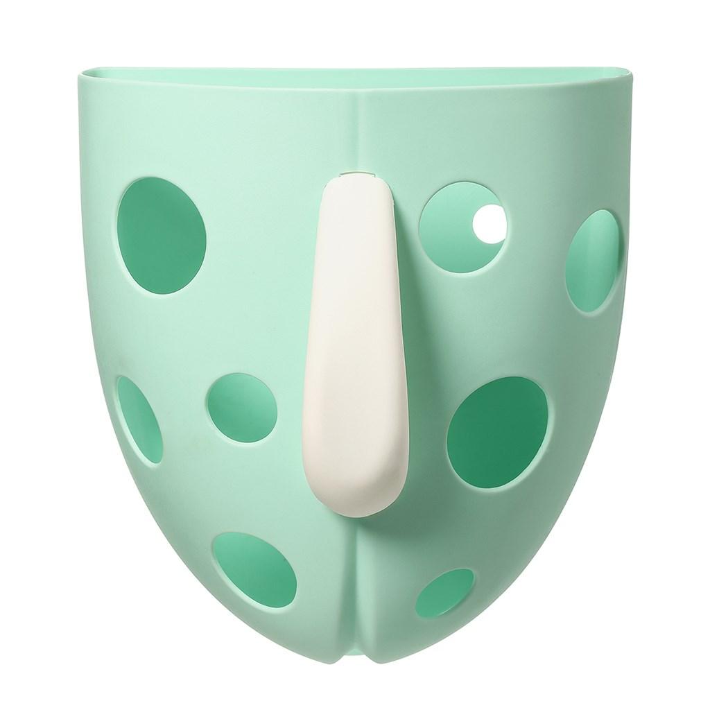 Plastový box na hračky do vany Baby Ono - zelená