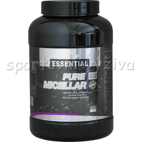 Essential Pure Micellar - 2250g-vanilka