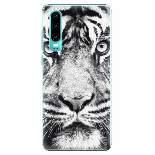 Plastový kryt iSaprio - Tiger Face - Huawei P30