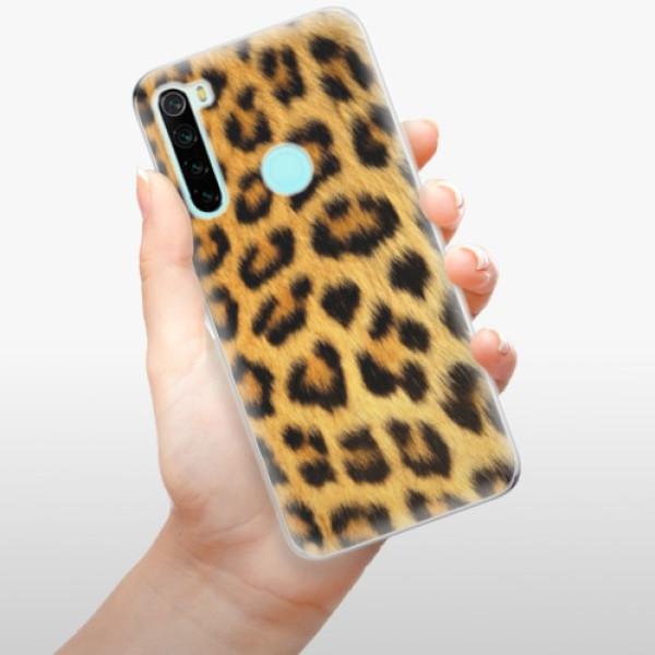 Odolné silikonové pouzdro iSaprio - Jaguar Skin - Xiaomi Redmi Note 8
