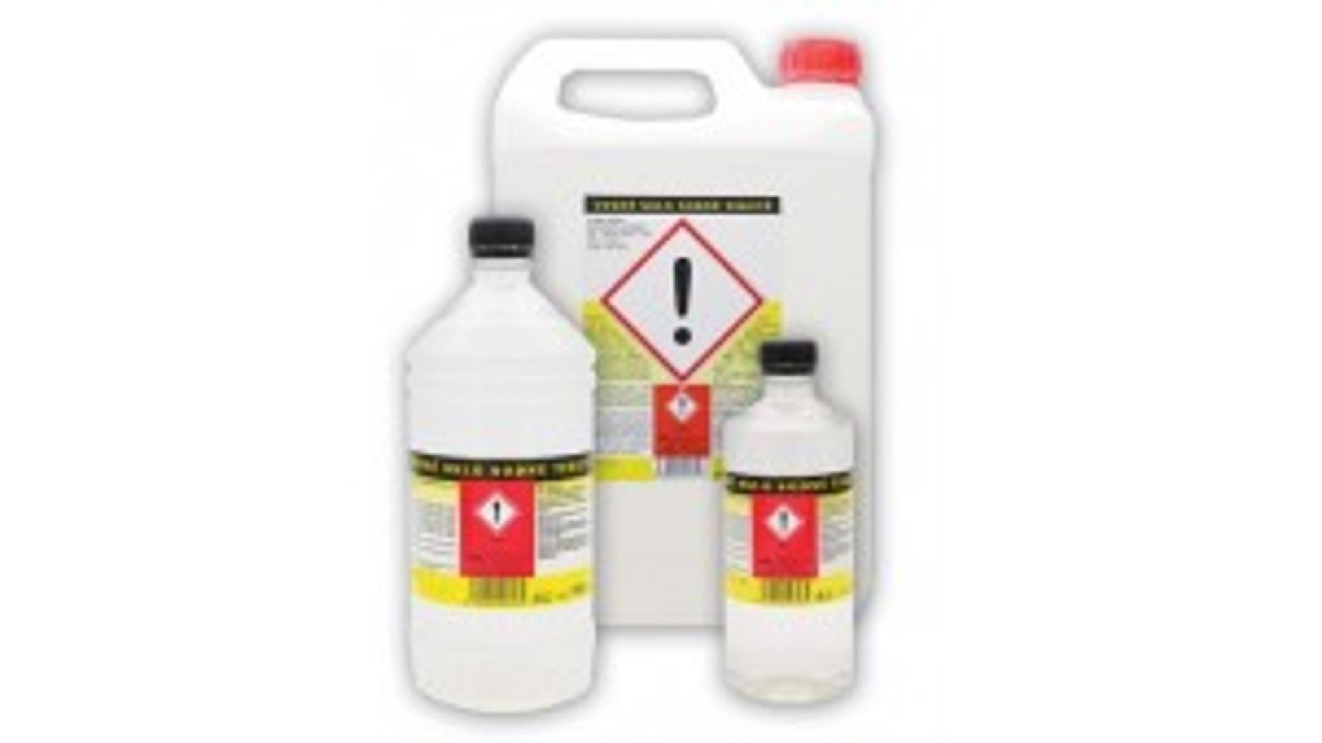 Vodní sklo / tekuté / 36/38 BE 1300g