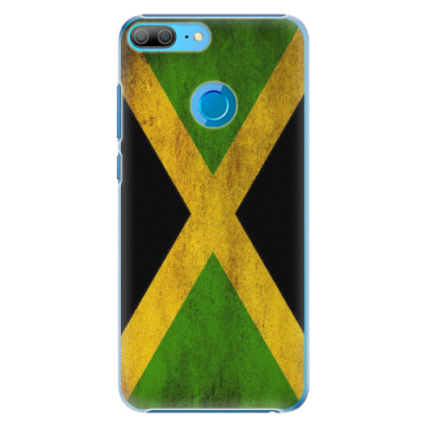 Plastové pouzdro iSaprio - Flag of Jamaica - Huawei Honor 9 Lite