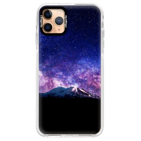 Silikonové pouzdro Bumper iSaprio - Milky Way - iPhone 11 Pro Max