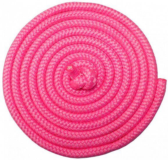 Gymnastické švihadlo 3m růžové