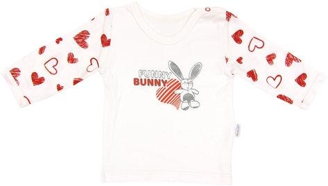 Bavlněné pyžamko Heart - 74 (6-9m)