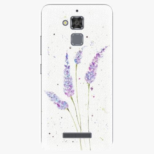 Plastový kryt iSaprio - Lavender - Asus ZenFone 3 Max ZC520TL