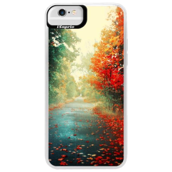 Neonové pouzdro Blue iSaprio - Autumn 03 - iPhone 6 Plus/6S Plus