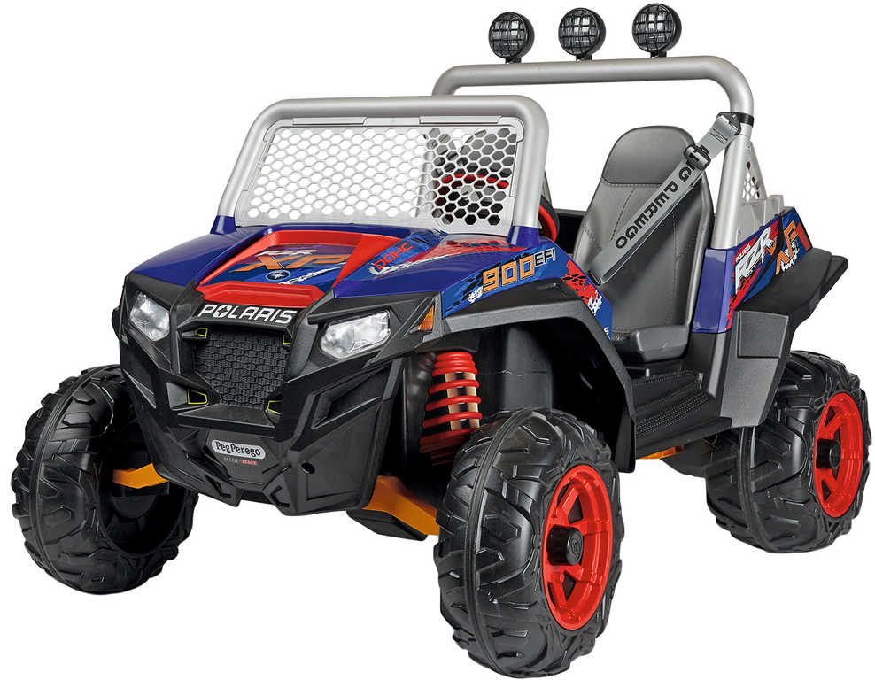 PEG PÉREGO POLARIS Ranger Razor 900 XP 460W 12V Elektrické vozítko