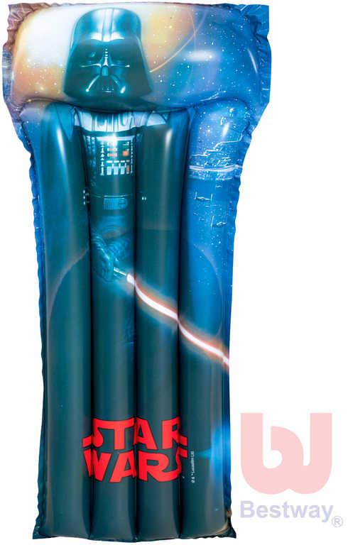 BESTWAY Nafukovací matrace 191x89cm Star Wars dětské lehátko do vody