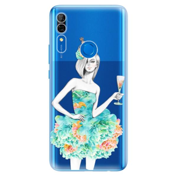 Odolné silikonové pouzdro iSaprio - Queen of Parties - Huawei P Smart Z