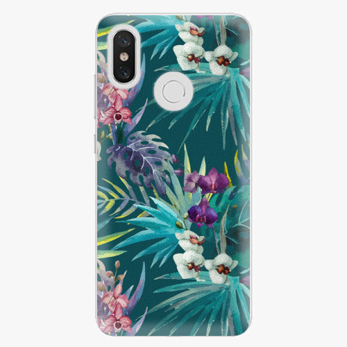 Plastový kryt iSaprio - Tropical Blue 01 - Xiaomi Mi 8