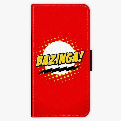 Flipové pouzdro iSaprio - Bazinga 01 - Nokia 6