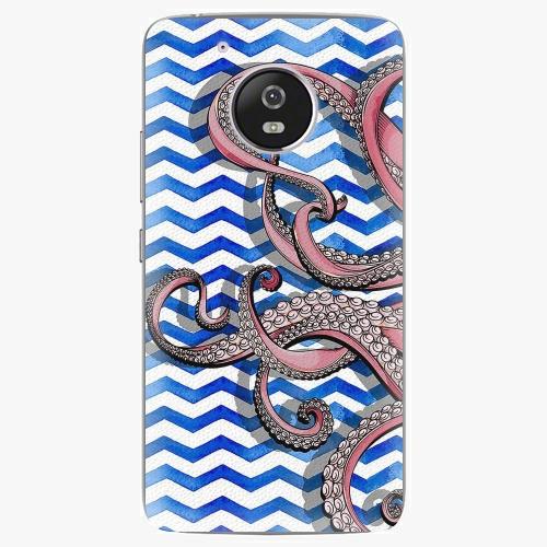 Plastový kryt iSaprio - Octopus - Lenovo Moto G5