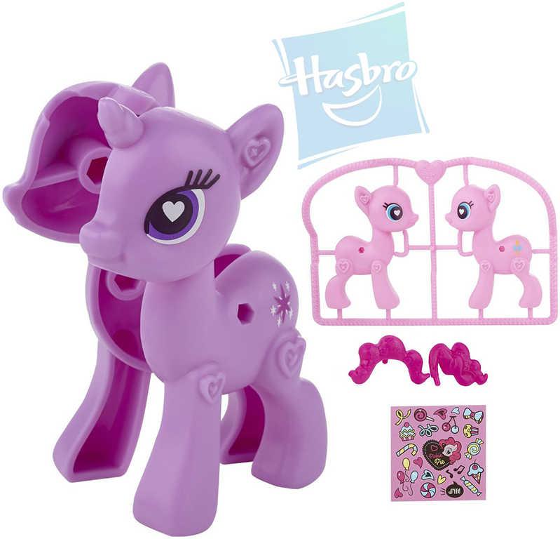 HASBRO MLP My Little Pony POP Poník k sestavení set s doplňky 4 druhy