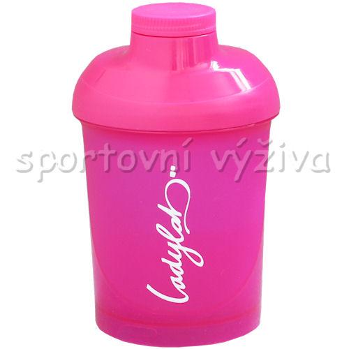 Shaker Ladylab 300+150ml šejkr na nápoje