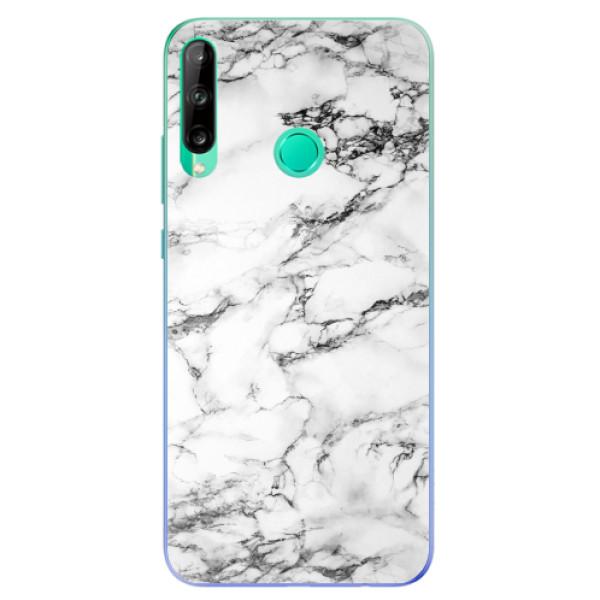 Odolné silikonové pouzdro iSaprio - White Marble 01 - Huawei P40 Lite E