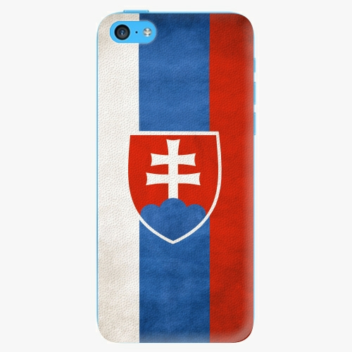 Plastový kryt iSaprio - Slovakia Flag - iPhone 5C