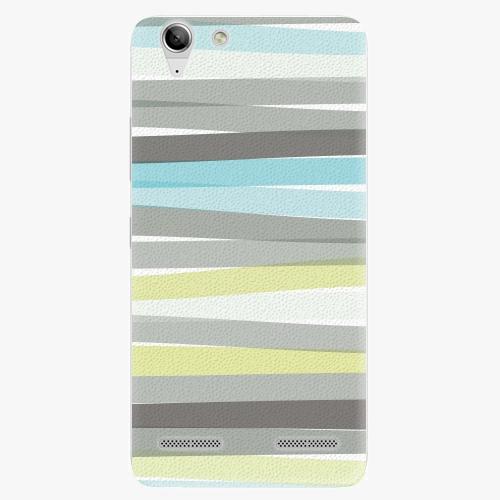 Plastový kryt iSaprio - Stripes - Lenovo Vibe K5