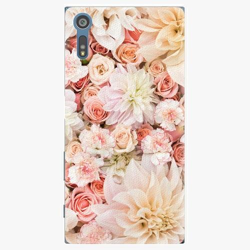 Plastový kryt iSaprio - Flower Pattern 06 - Sony Xperia XZ