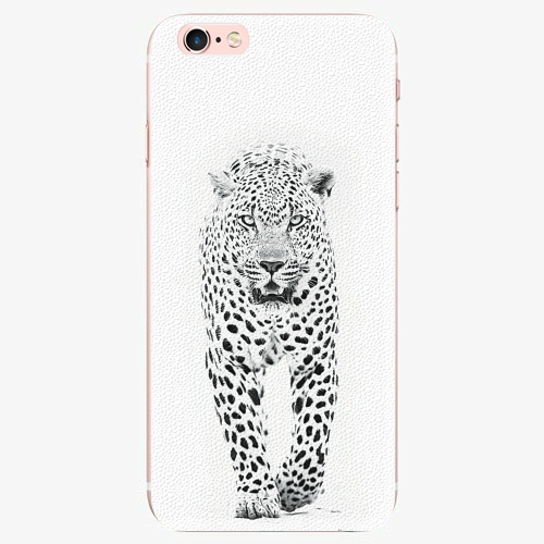Plastový kryt iSaprio - White Jaguar - iPhone 7 Plus