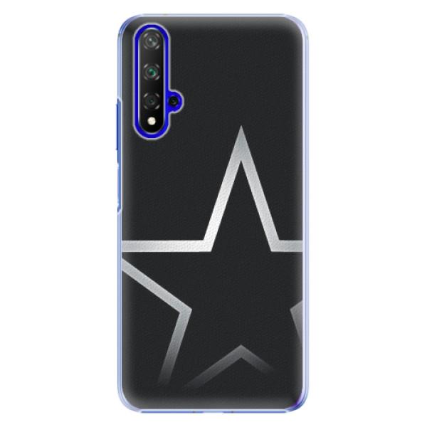 Plastové pouzdro iSaprio - Star - Huawei Honor 20